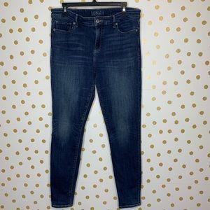 Lucky Brand Ava Skinny Jeans 12